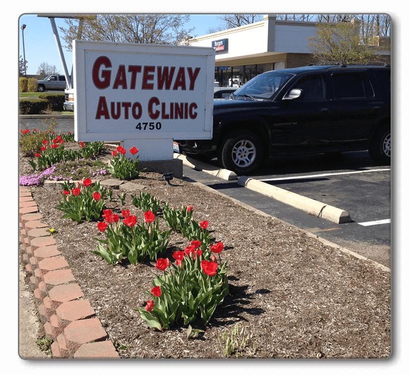 WELCOME TO GATEWAY AUTO CLINIC